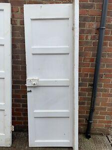 1950s Four Panel Door