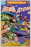 The Brave and the Bold #152 (1979, DC) VG- Batman The Atom Jim Aparo