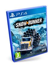 JUEGO PARA PS4 - SNOWRUNNER  - ESPAÑOL - NUEVO PRECINTADO