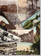 Shropshire - WELLINGTON - old postcards - 30+ cards- sold singly