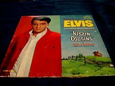 "ELVIS ""KISSIN' COUSINS"" LP SOUND TRACK"