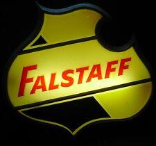 Vintage Original Falstaff Beer Lighted Sign/Works/Great Condition
