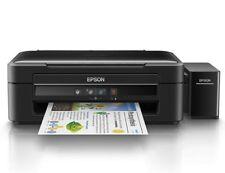 DHL Ship - NEW Epson L380 Inkjet Color Tank System Printer (Print/Scan/Copy)