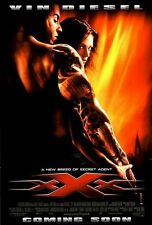 XXX MOVIE POSTER ~ INTERNATIONAL 27x40 Vin Diesel Asia Argento