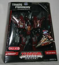 transformers titanium Target thrust micro machine galoob MISB