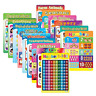 15 Pack Educational Poster Laminated Wall Chart for Children Kids Learning Art