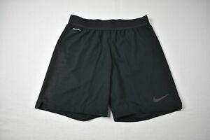 Nike Vaporknit Shorts Men's Black Poly NEW Multiple Sizes