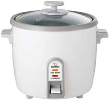 6 Cup Electric Rice Cooker Food Steamer Warmer Slow Cook Home Kitchen Appliance