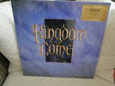 Kingdom Come limited numbered purple colored 180g vinyl LP