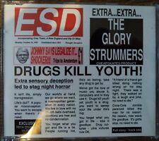 The Glory Strummers rare Riot / Clone punk pop kbd anarcho skin oi new wave CD