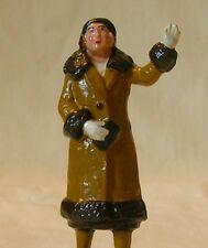 "Standard Gauge 3/"" dimestore figure reproduction Burglar or Bank Robber"