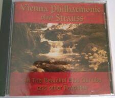 Vienna Philharmonic plays Strauss Classical Polka Waltz Gallops cd New