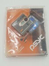 Sony Mz-Dn430Psblk Psyc MiniDisc Network Walkman (Black) New