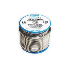 FELDER Fittingslot Cu-Rotin 3 Weichlot S-Sn97Cu3 VPE: 250g - Ø 2,0 mm