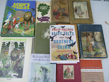 Classic Fairy Tales Grimm Andersen Aesop Myth Legend Folklore Mythology Big Lot