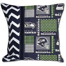 NEW NFL Seattle Seahawks Football Decorative Throw Pillow
