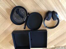 Sony MDR-1000X Kabellose Kopfhörer Mit Geräuschminimierung - Schwarz Noiscancel