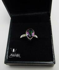 Markenlose Modeschmuck-Ringe aus Edelstein und Sterlingsilber