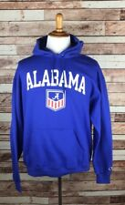University Alabama Crimson Tide Blue Champion LARGE Hoodie Sweatshirt NWT