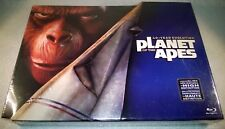 40-Year Evolution Planet of the Apes (2008, Canada) 5 Film Boxset Digibook NEW