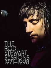 The Rod Stewart Sessions 1971-1998 [Box] by Rod Stewart (CD, Sep-2009, 4 Discs, Stiefel Entertainment)