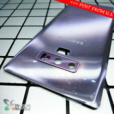 Genuine Original Samsung Galaxy Note 9 Note9 Battery Door Back Cover Orchid Gray