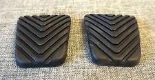 2x Brake & Clutch Pedal Pad Cover for Hyundai Accent Sonata Santa Fe