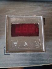Amperometro Digitale Carlo Gavazzi DI3-72 AV5.A.D.0-XX