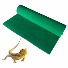 New listing Blsmu Reptile Carpet,Terrarium Liner,Lizard Cage Liner,Chameleon Bedding,Iguana