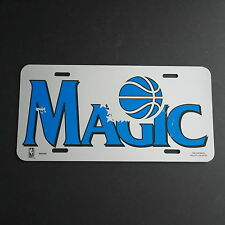 ORLANDO Magic BASKET TEAM VINTAGE CAR SUV license plate Piastre
