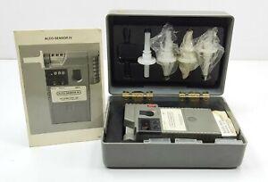 Intoximeters Alco Sensor IV Hand Held Breathalyzer Police Alcohol Tester Meter
