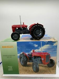 universal hobbies 1 16 scale tractors Massey Ferguson MF35X Read Description