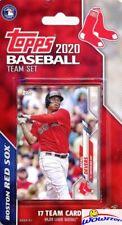 Boston Red Sox 2020 Topps Limited Edition 17 Card Team Set-Devers,Benintendi++
