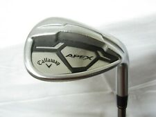 Callaway Apex Forged '16 single SW Sand Wedge Recoil ES Regular Graphite Used RH