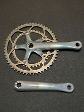 Shimano Dura Ace FC 7701 Crankset 53/39 tooth sprockets 175 mm