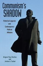 Communism's Shadow: Historical Legacies and Contemporary Political Attitudes