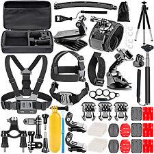 77 Pcs Zubehör-Kit SJ4000/5000/6000 Set Für Kamera GoPro Hero 6/5/4/3+/3/2/1