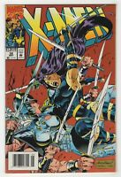 X-Men #32 (May 1994, Marvel) Newsstand [Psylocke, Spiral] Nicieza, Andy Kubert H