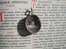 Vatican reliquary 1600s 2nd class relic Veil blessed Virgin Mary COA