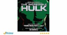 INCREDIBLE HULK-PROMETHEUS PTS 1 & 2-Original Soundtrack by Joe Harnell