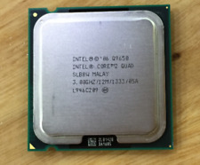 Intel Core 2 Quad Q9650 3 GHz 4-Core 12M 1333Mhz Socket 775 CPU Processor