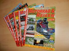 Zeitschrift Motorrad & Reisen 2009/2010