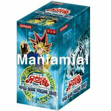 "Yugioh cards ""legend of blue eyes white dragon"" Booster  Box / Korean"
