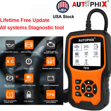 Autophix 7910 for BMW MINI OBD2 All Systems Code Reader Diagnostic Scanner TPMS