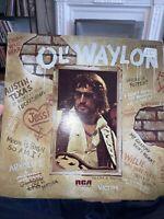Waylon Jennings – Ol' Waylon