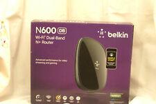 Belkin N600 (DB) Wi-FI Dual-Band N+ Router