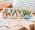 Custom Name Puzzle Wood Toy Montessori Personalized Baby Gift Birthday Boy Girl