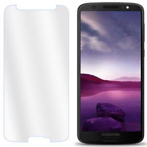 UK 100% Genuine Tempered Glass Screen Protector Film For Motorola Moto G6