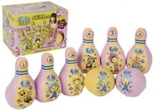 NEW FIFI AND THE FLOWERTOTS SKITTLE SET SOFT PLAY SET BOWLING SKITTLES