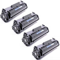4PK Toner Cartridge for Canon104 MF4150 MF4350D MF4370 MF4270 D480 L120 MF4690